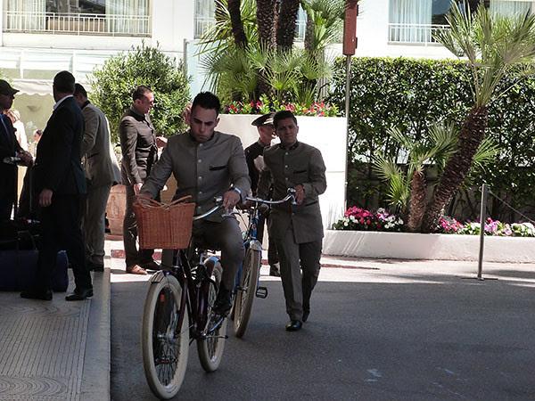 vélos du Martinez