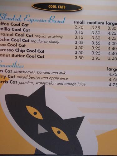 Coffee Cat Coffee Copy by santa barbarian