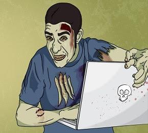 Pengertian dan Manfaat Blog Zombie sonz blog