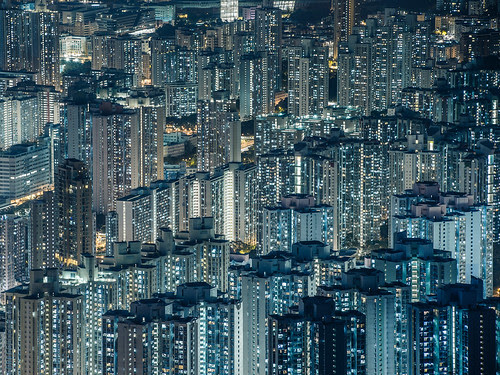 Cityscape por CoolbieRe