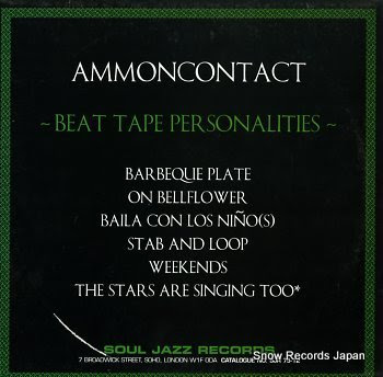 AMMONCONTACT beat tape personalities