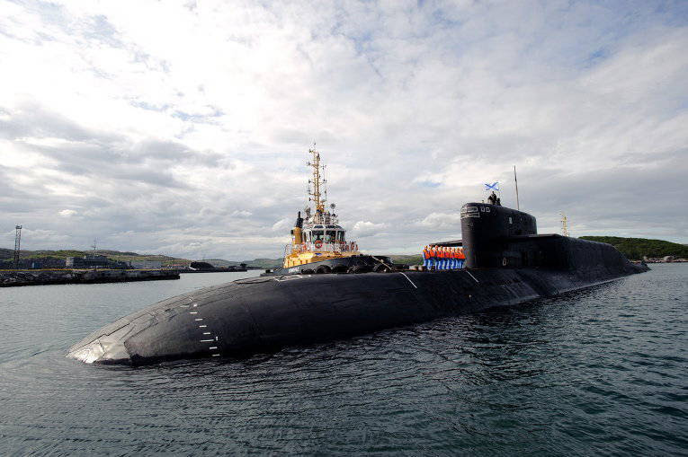 атомная подводная лодка к-132 иркутск