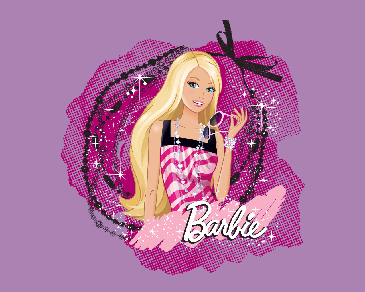 Barbie Wall Paper Barbie Wallpaper Barbie Life In The Dreamhouse