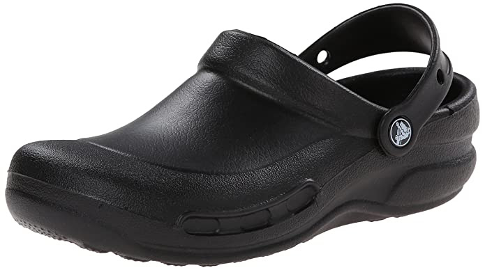 Crocs Unisex Specialist Clog,Black,10 M US Men's/12 M US Women's