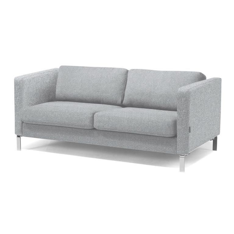 Sofa, 3-seter, ullstoff | AJ Produkter