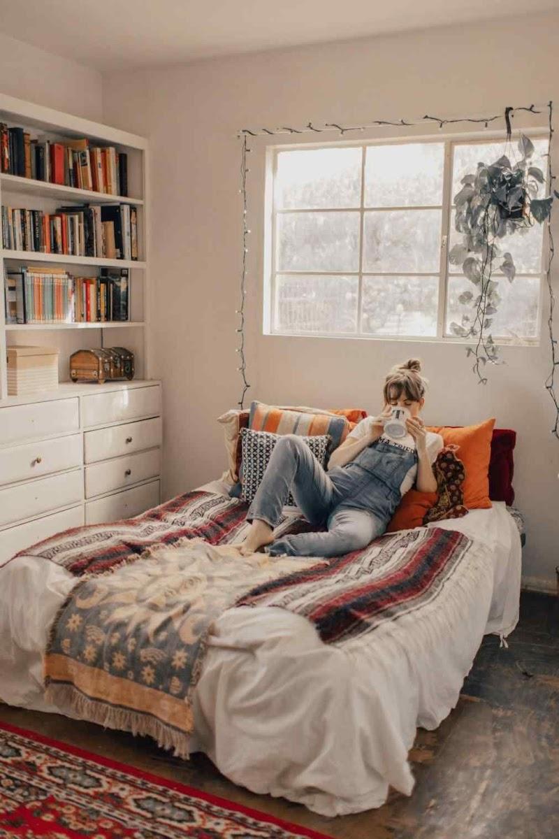 Boho Bedroom Aesthetic