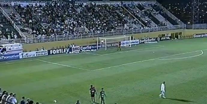 Resultado de imagem para Bragantino jogando no Nabizao