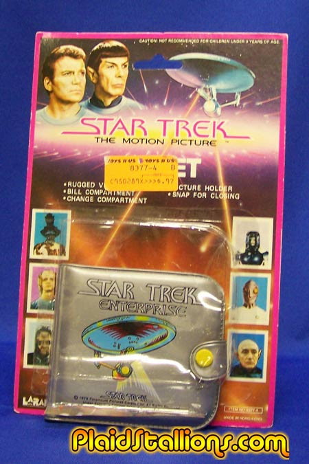 Star Trek the Motion Picture Wallet