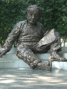 Did you know that we have an Einstein Memorial in Washington, DC?