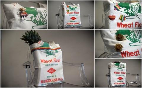 Mother Earth Flour Sacks