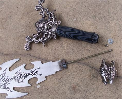 Decorative and Functional Fantasy Swords