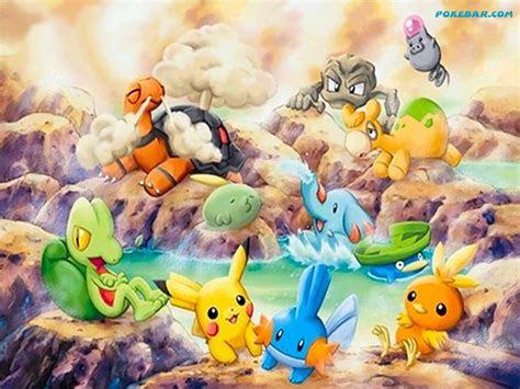 pokemon pokemon wallpaper  fanpop