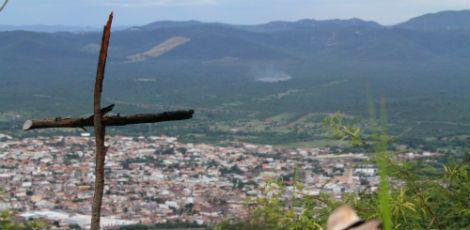 A cidade de Serra Talhada foi palco de uma série de homicídios no início deste ano / Foto: Diego Nigro / JC Imagem