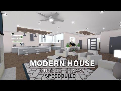 Robloxbloxburg 10000 House New Tutorial - Modern Houses In Roblox Bloxburg Modern Houses
