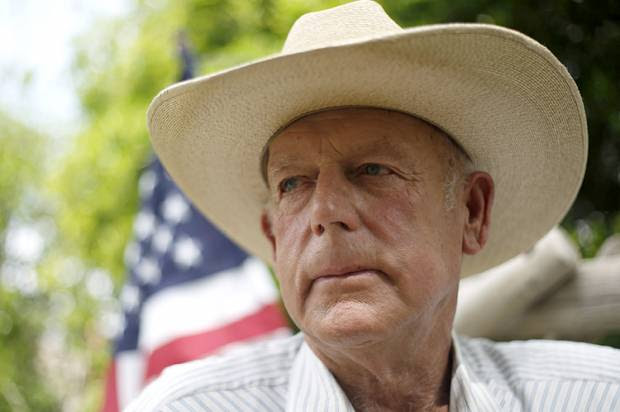 Here's video of the racist thing Cliven Bundy denied he ever said