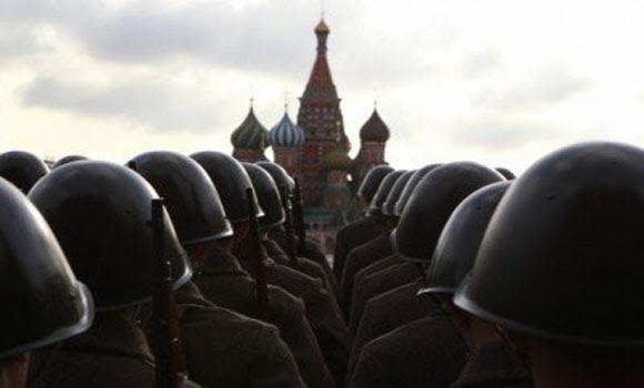 Redesenhar o mapa da Federação Russa Partitioning Rússia Após a Terceira Guerra Mundial