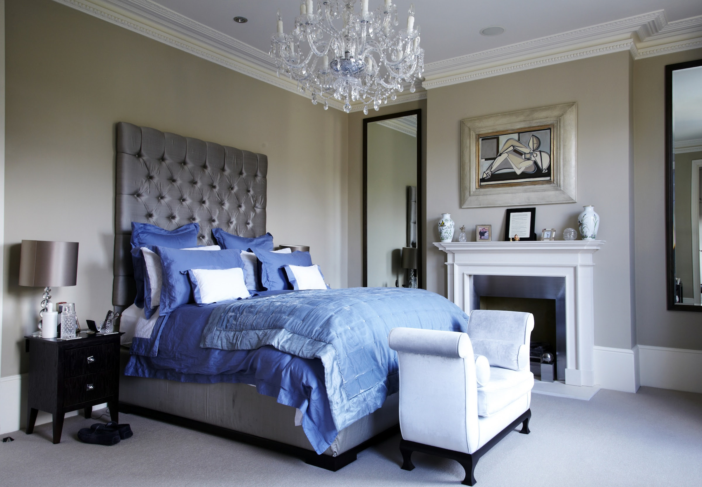 20 Inspiring Contemporary British Bedrooms - Dk Decor