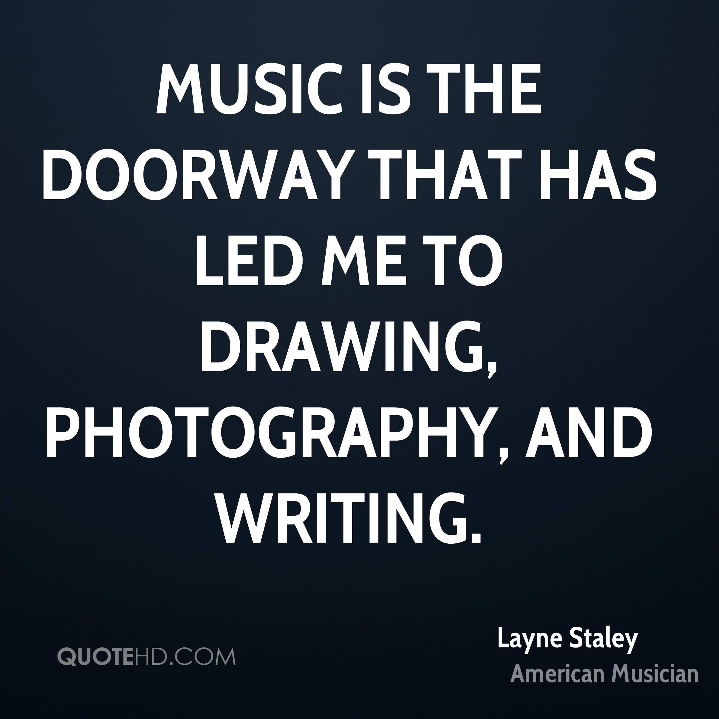Layne Staley Music Quotes Quotehd