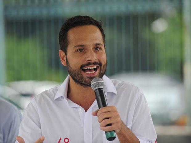 O novo secretário de Cultura do governo federal, Marcelo Calero (Foto: Tomaz Silva/Agência Brasil)