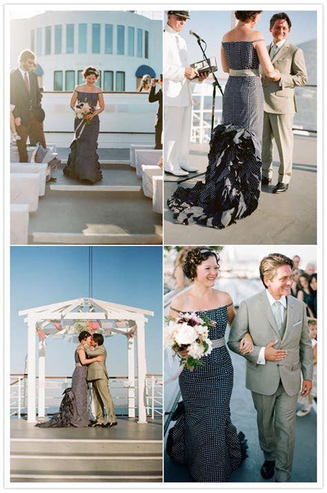 Queen Mary wedding: Margie   Morgen   Real Weddings   100