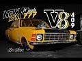 Opala V8 409 nitro - O monstro acordou ! XTM777