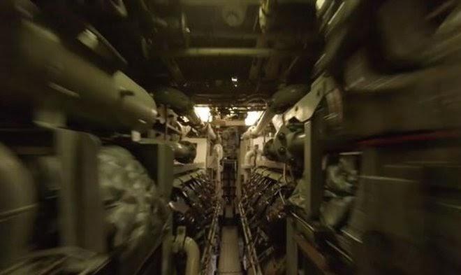 Флот Нидерландов создал виртуальный тур по внутренностям секретной субмарины «Walrus»