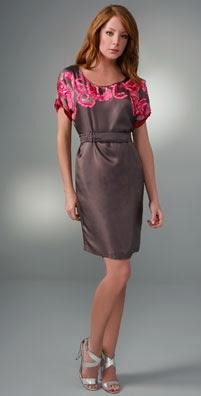 Rebecca Taylor T Shirt Dress