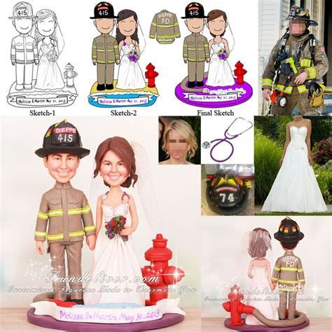 1000  ideas about Firefighter Wedding Cakes on Pinterest