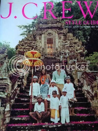 J. Crew Bali Style Guide Catalog