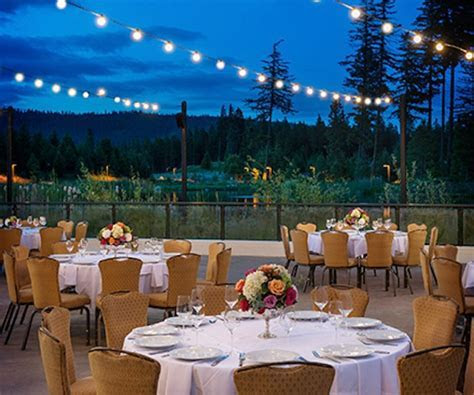 Outdoor Wedding Venues in Washington State   Suncadia