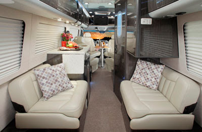 The Airstream 2011 Interstate 3500 Class B Motorhome Created By