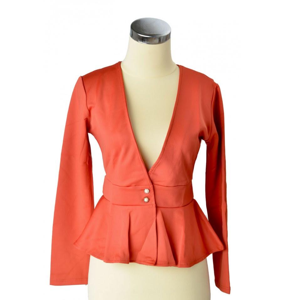 model blazer baju kantor baju kerja blazer pelum cynthia