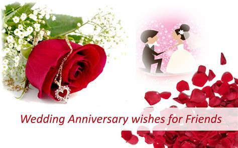 15  Anniversary Wishes For Friend ? WeNeedFun