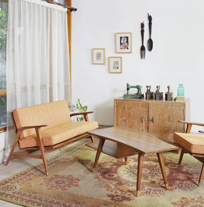 Ruang Tamu Klasik Kecil | Ide Rumah Minimalis