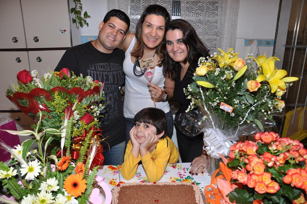 Aniversário Fabiana - Maio 2011