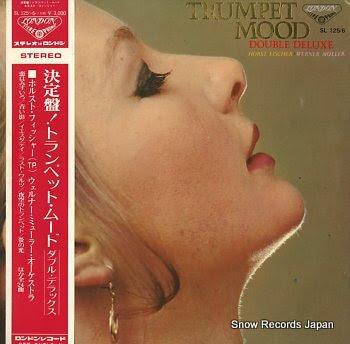 FISCHER, HORST trumpet mood double deluxe