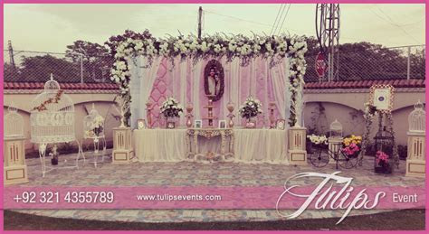 first wedding anniversary party ideas in Pakistan 13