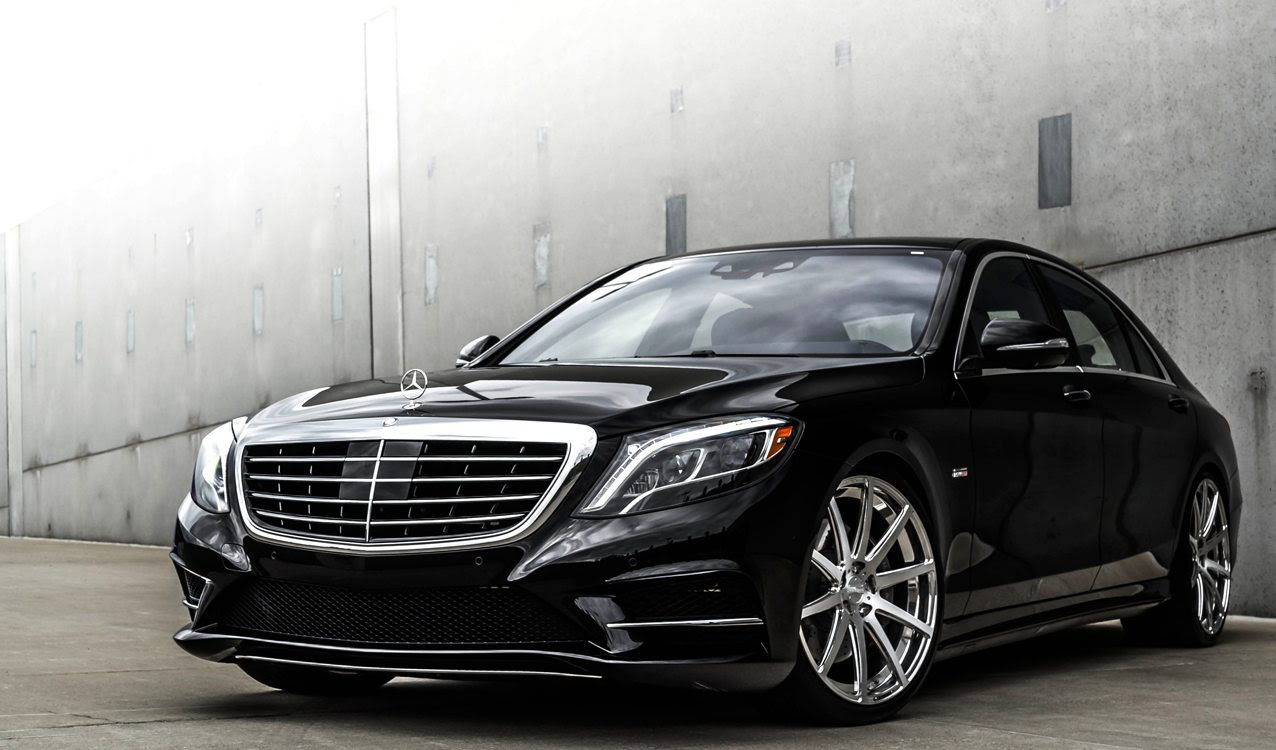 RENNtech Boosts S550 to AMG Performance Levels