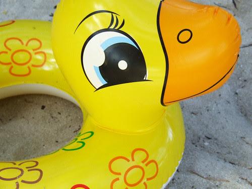 Saipan, Mañagaha - Ducky