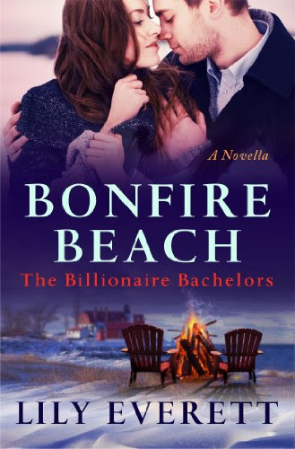 Bonfire Beach: The Billionaire Bachelors by Lily Everett