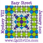 Easy Street Mystery Quilt