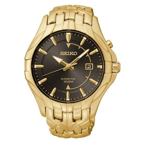 Men?s Seiko Kinetic Watch (Model: SKA586)   Bluestar Jewelers