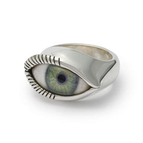 Horizontal Eye Ring ? The Great Frog