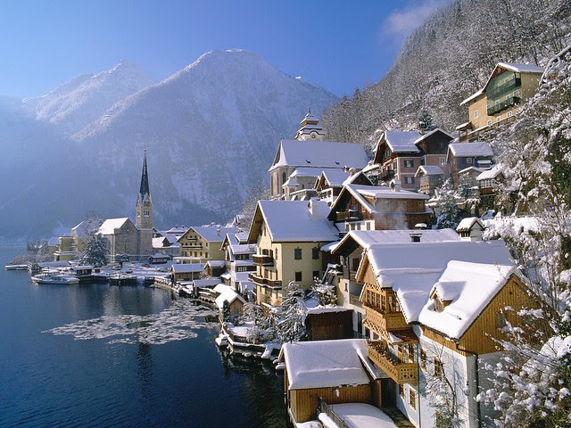 Hallstat in Austria