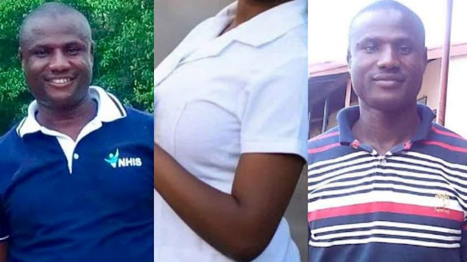 Leaked Audio: Sawla NHIA Manager Caught On Tape Trying To Rape A Nurse