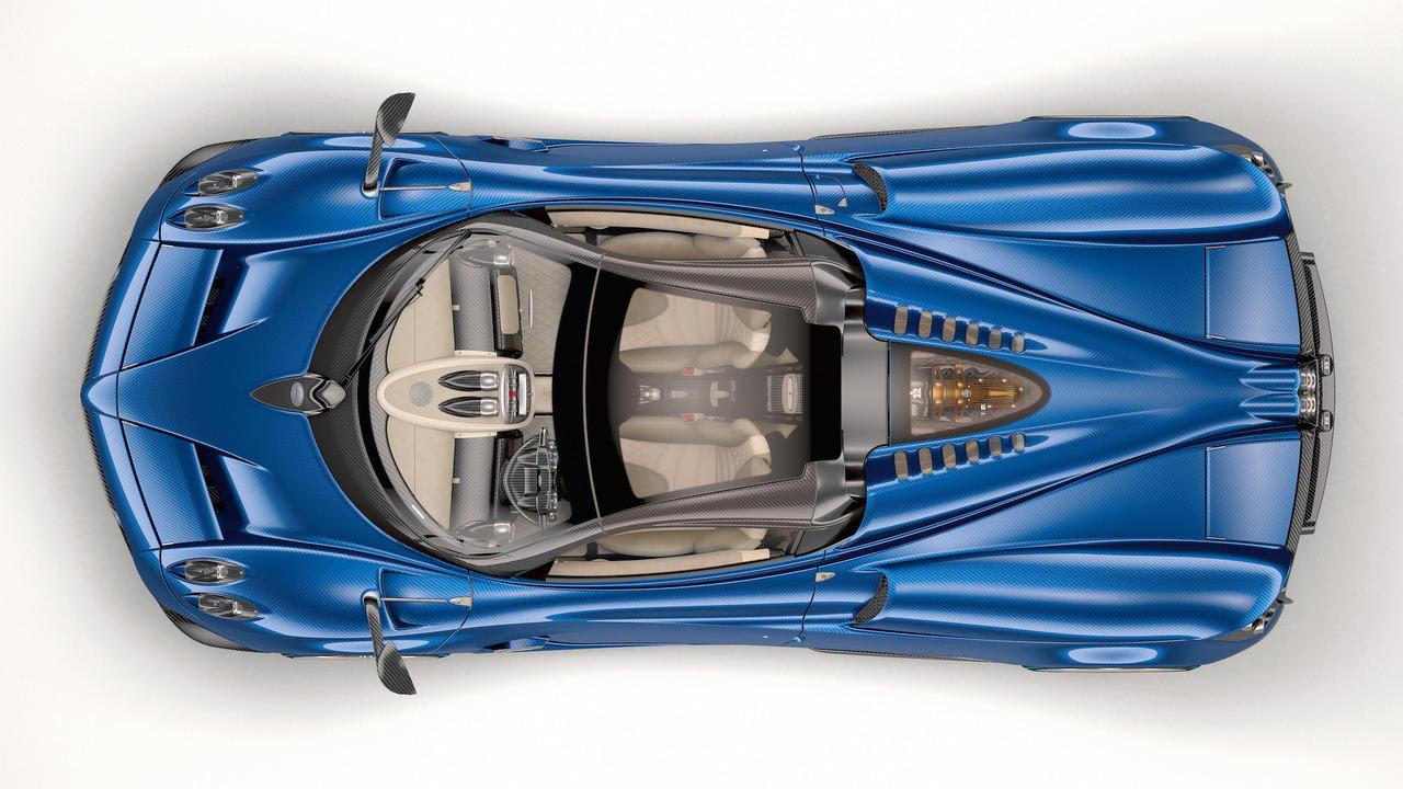 Pagani Huayra Roadster nhẹ hơn, mạnh hơn giá 54,6 tỷ đồng - 6