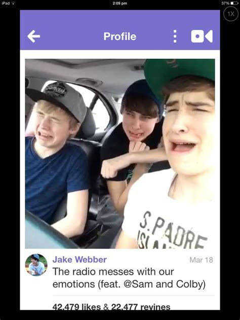 18 best images about Sam and colby on Pinterest   Far away