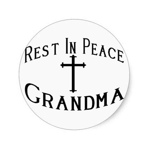 Rest Peace Quotes Grandma