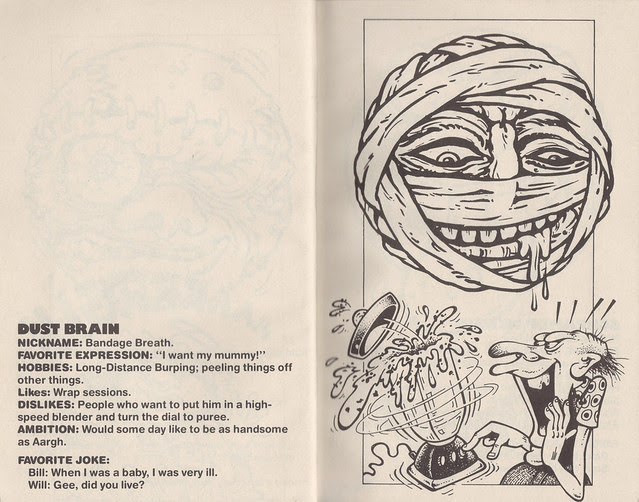 Madballs - Dust Brain