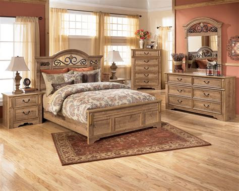 ellegant discontinued ashley bedroom furniture